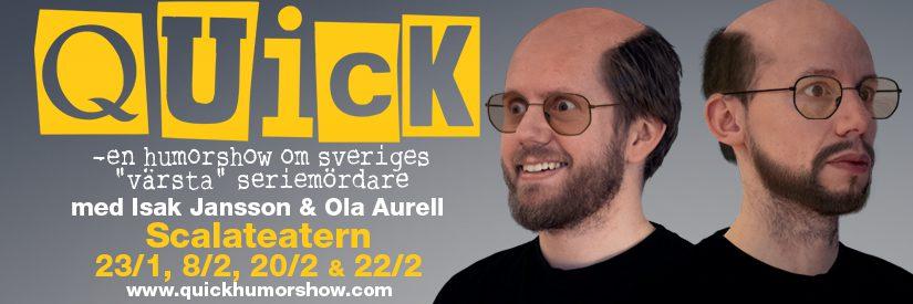 Quick – en humorshow